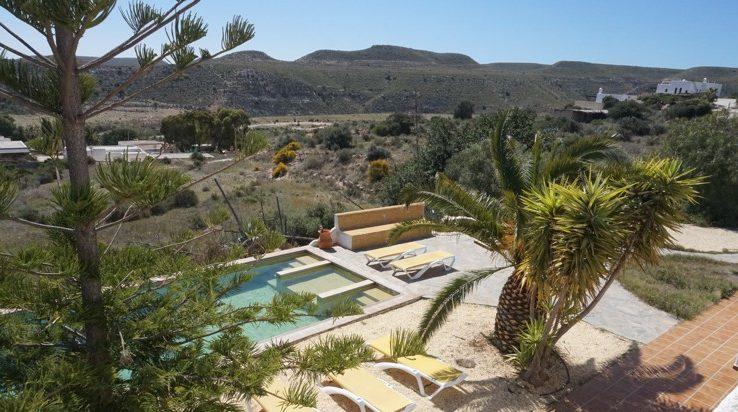 Un villa a la venta en pleno parque natural Cabo de Gata - Agua Amarga