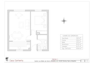 Apart I Floor Plan