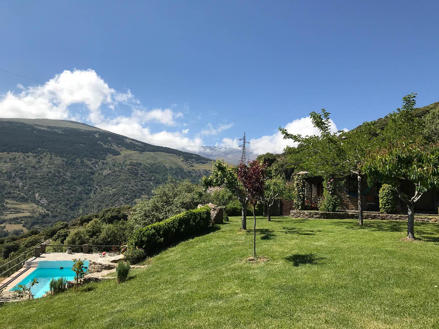 Cortijo en Las Alpujarras Granadinas - Capileira - En Venta