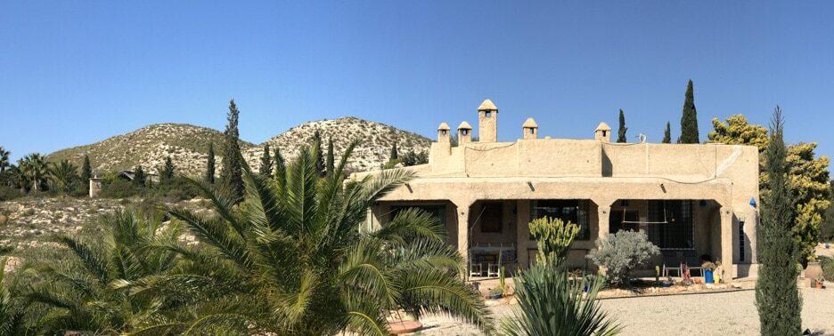 La Joya de Cabo de Gata - Una Casa Rural en Venta en pleno Parque Natural Almería Andalucía