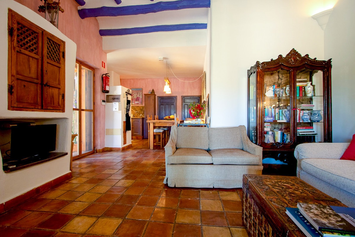 La Joya / Charo's Houses BoutiqueHotel CasaRural For Sale