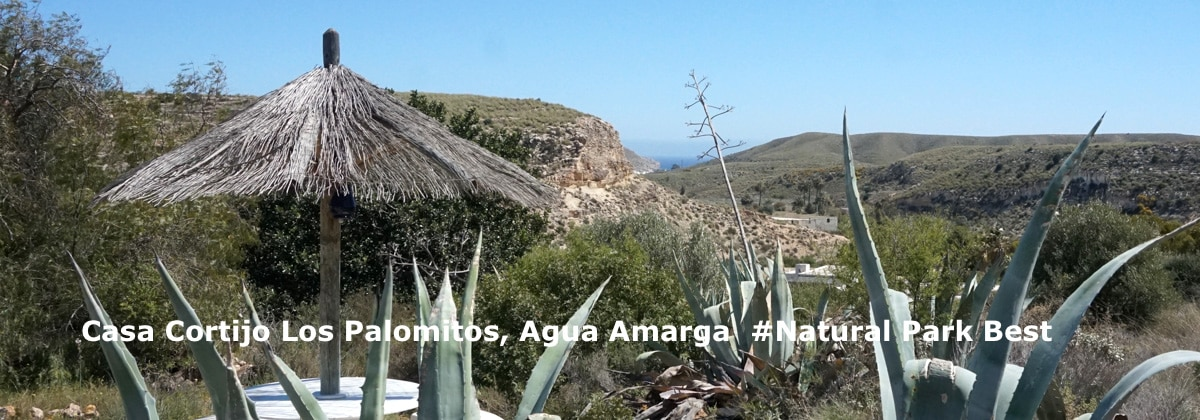 Casa Cortijo in Agua Amarga for perfect holiday and home to stay FOR SALE