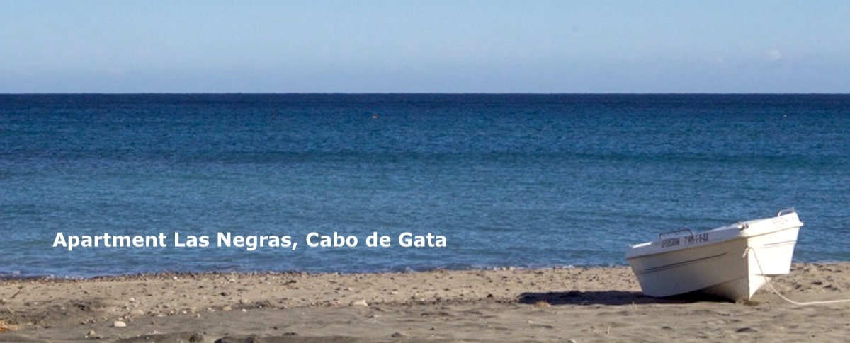 Apartment for Sale 50 Meters to the beach in a village in Natural Park Cabo de Gata