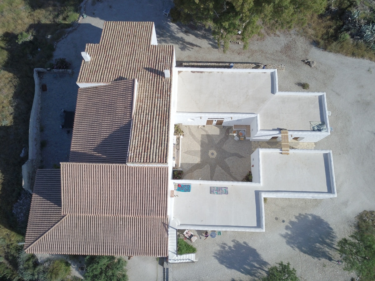 SALTADOR aerial view