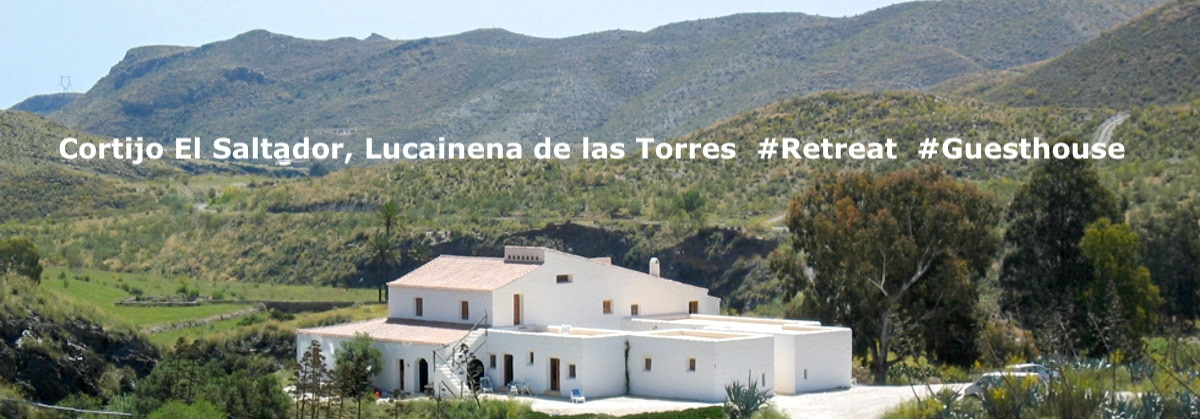 Cortijo El Saltador is a retreat and guesthouse for Sale in Lucainena de las Torres Almeria