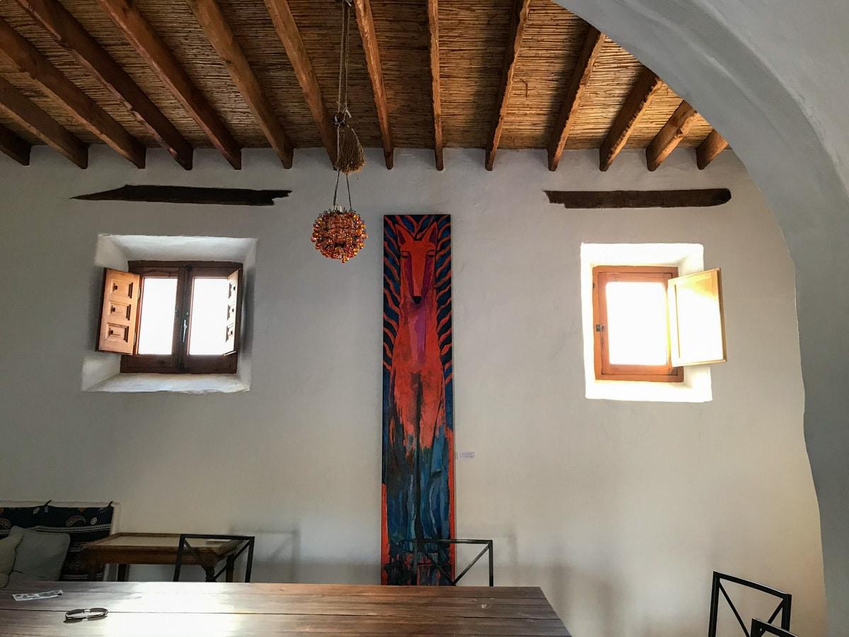 SALTADOR Interior dining